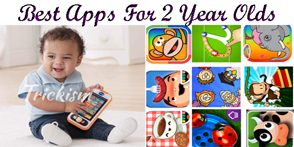 best apps for 2 year olds