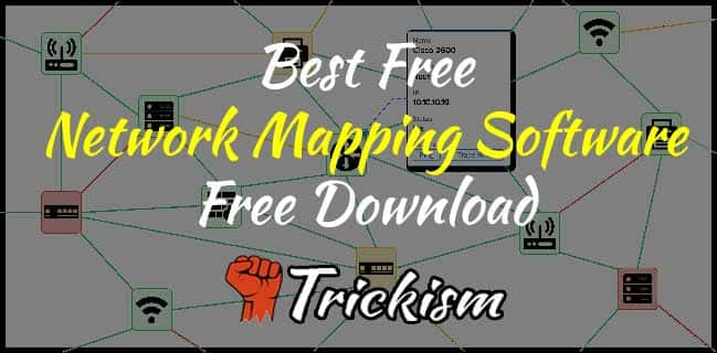Best Free Network Mapping Software