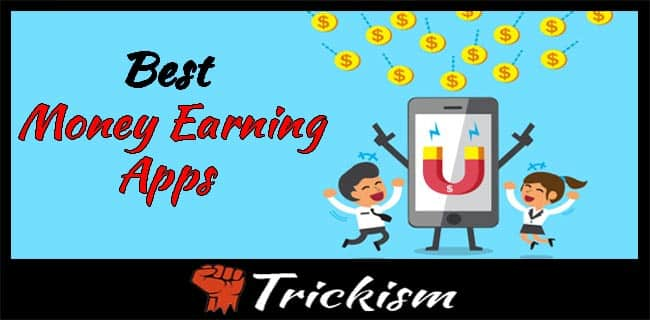 Best Money Earning Apps