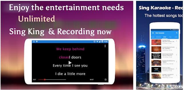 free karaoke app