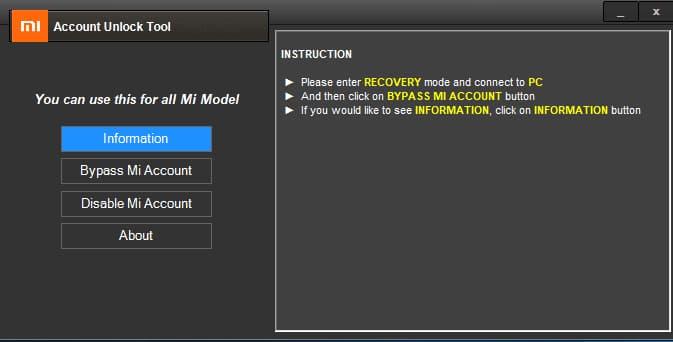 mi account unlock tool.rar file download