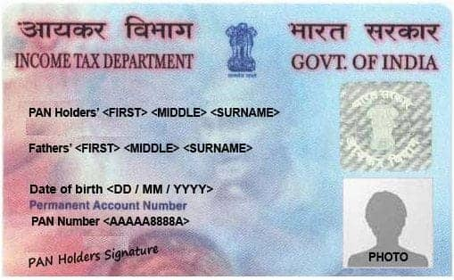 Change Name in PAN Card After Marriage