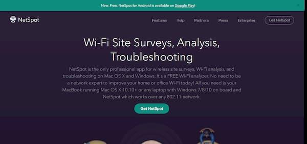 best wifi analyzer mac