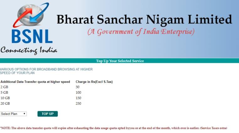 How to Upgrade BSNL Broadband Speed