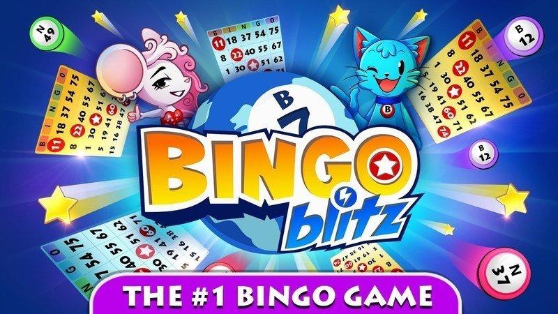 Play Bingo Blitz for Some Fun Entertainment Today
