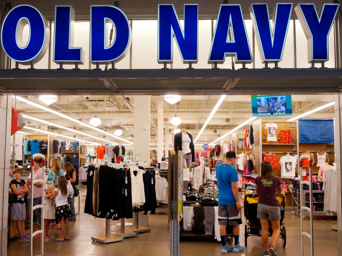Old Navy Credit Card - Know The Advantages