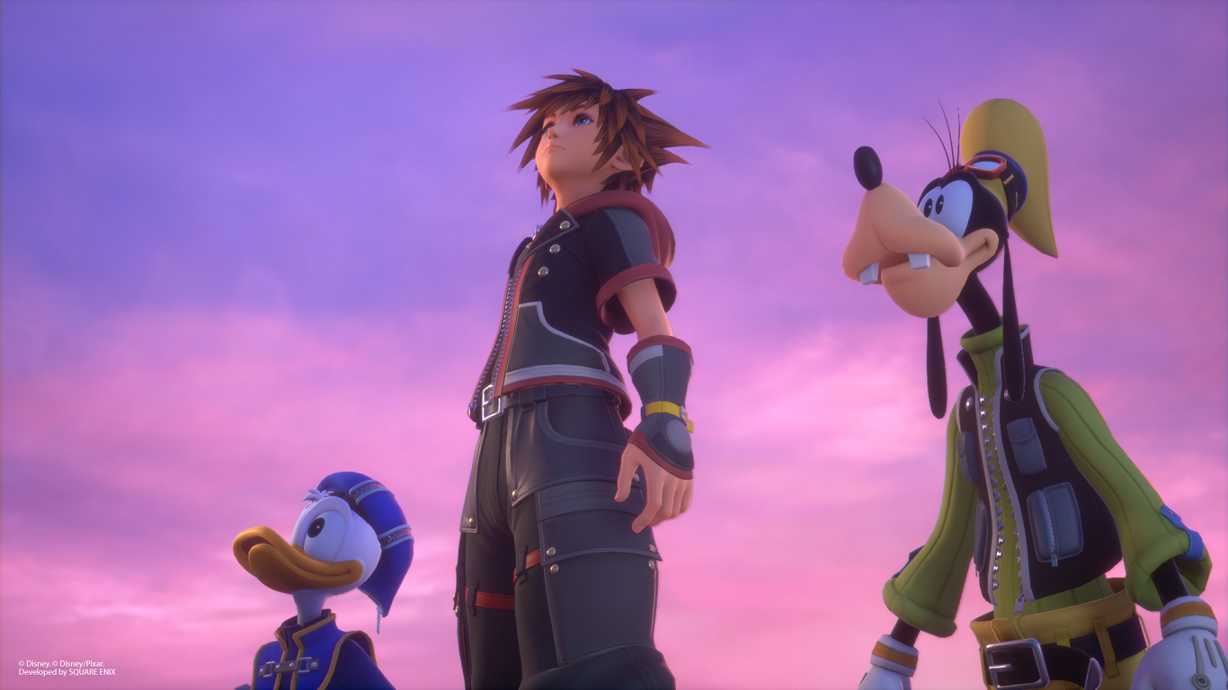Check Out the Kingdom Hearts Video Game Series