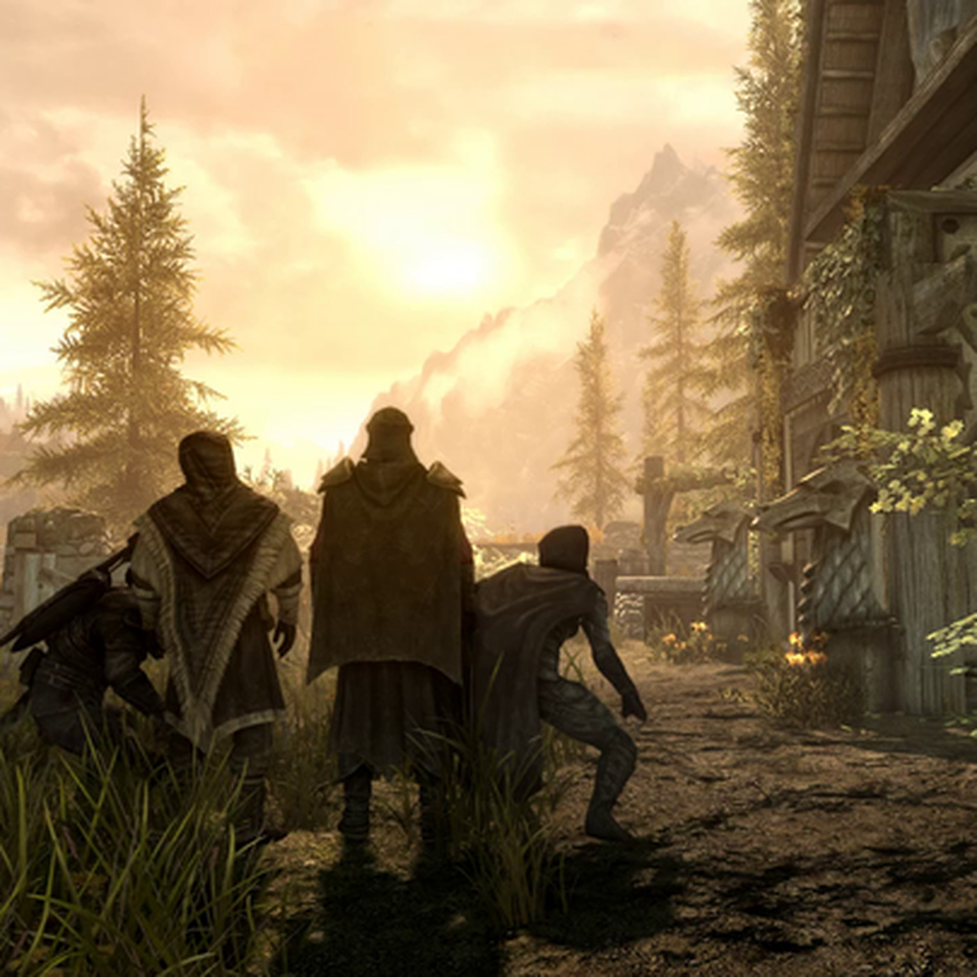 Grab a Friend and Try Out the Skyrim Together Mod