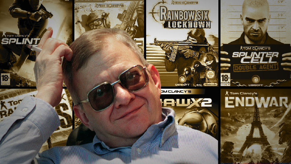 The History of Tom Clancy Video Games