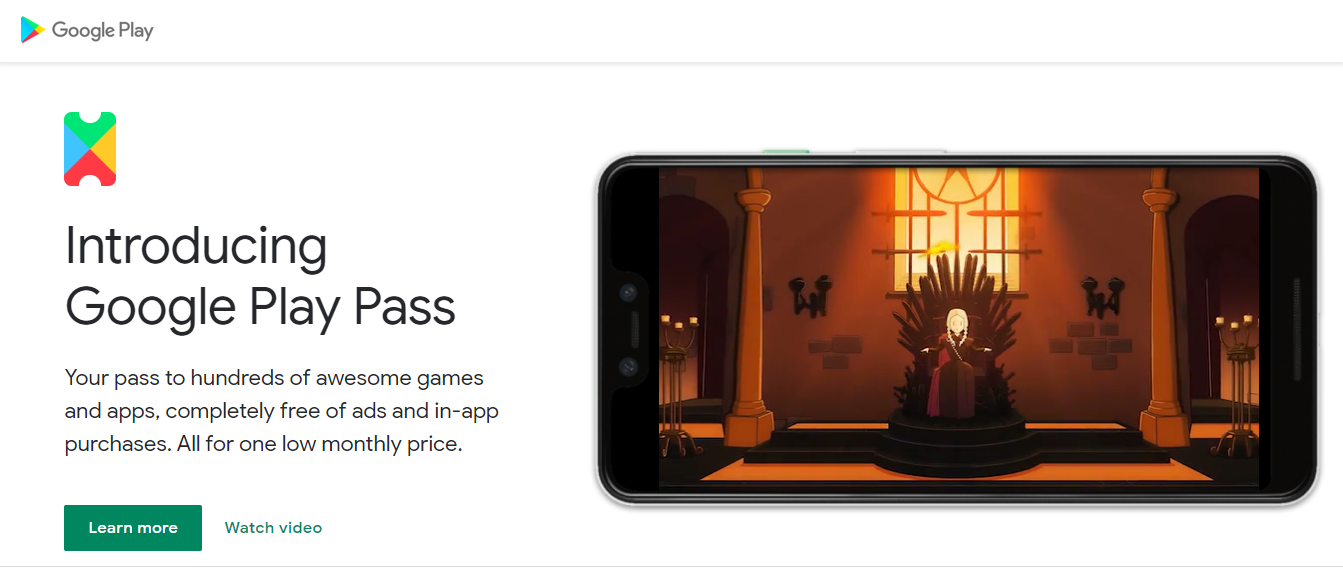 Google Play Pass: What it Is and How to Use it