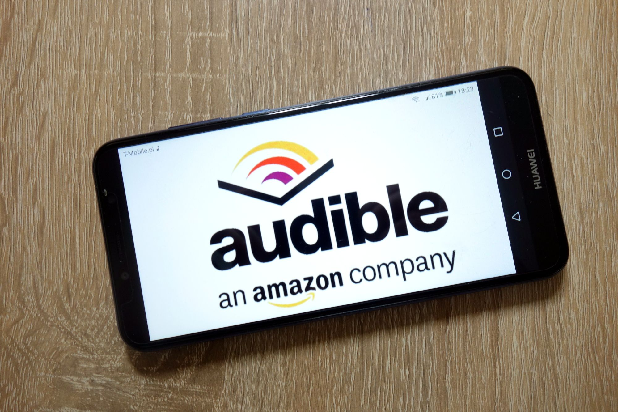 How to Use the Audible App to Listen to Books on the Go