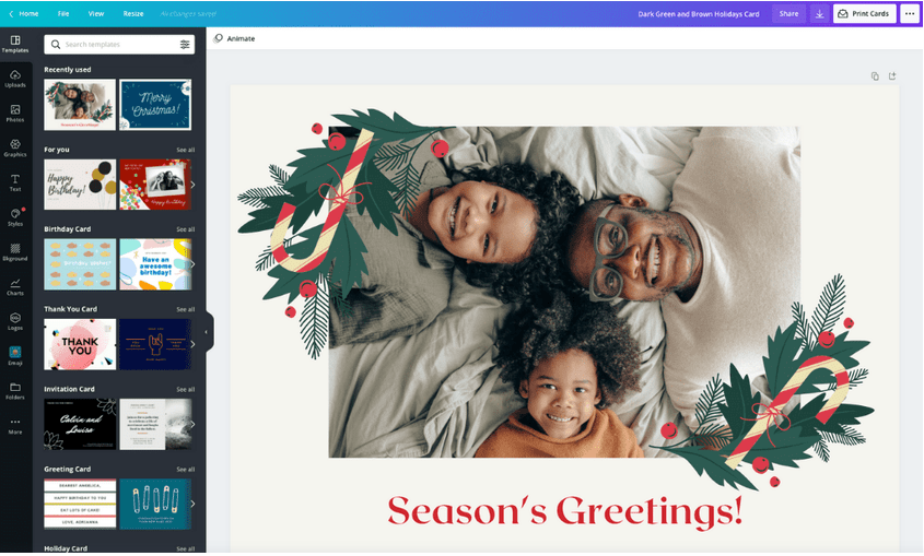 The Best Websites for Custom Christmas Cards